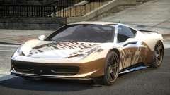 Ferrari 458 SP Sport L9 para GTA 4