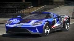 Ford GT BS Racing L1 para GTA 4