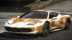 Ferrari 458 SP Sport L8 para GTA 4