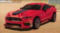 2021 Mach 1 Mustang