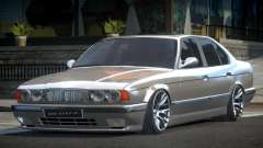 BMW M5 E34 RT para GTA 4