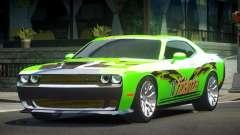 Dodge Challenger SRT R-Tuned L3 para GTA 4