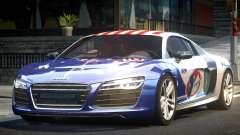 Audi R8 GT Sport L5 para GTA 4