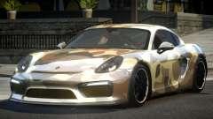 Porsche Cayman GT4 R-Tuned L11