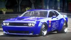 Dodge Challenger BS Drift L6 para GTA 4