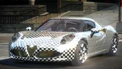 Alfa Romeo 4C SR PJ8