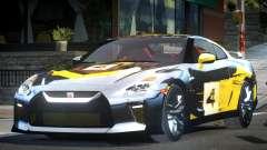 Nissan GTR PSI Drift L1 para GTA 4