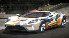 Ford GT BS Racing L5 para GTA 4
