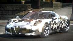 Alfa Romeo 4C SR PJ9