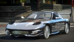 Mazda RX-7 PSI Racing PJ9 para GTA 4