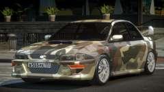 Subaru Impreza 22B Racing PJ10 para GTA 4