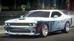 Dodge Challenger SRT R-Tuned L4 para GTA 4