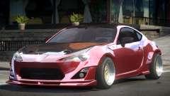 Toyota GT86 GRS para GTA 4