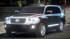 Toyota Land Cruiser V8 TR