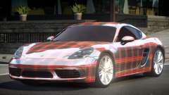 Porsche 718 Cayman L10 para GTA 4