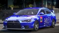 Mitsubishi Evolution X L9