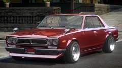 Nissan Skyline KGC10 GT