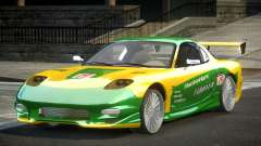 Mazda RX-7 PSI Racing PJ7 para GTA 4