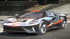 Ford GT BS Racing L9 para GTA 4