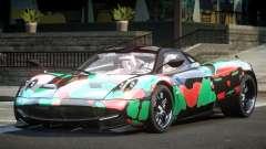 Pagani Huayra GST L10 para GTA 4
