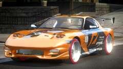 Mazda RX-7 GST L7 para GTA 4