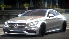 Mercedes-AMG C63 S-Tuned para GTA 4