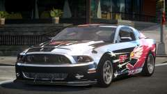 Shelby GT500 BS Racing L1 para GTA 4