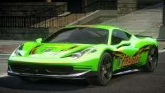 Ferrari 458 SP Sport L7 para GTA 4