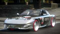 Mazda RX-7 GST L5 para GTA 4