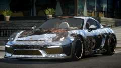 Porsche Cayman GT4 R-Tuned L10