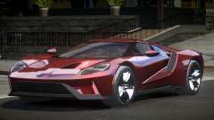 Ford GT BS Racing para GTA 4