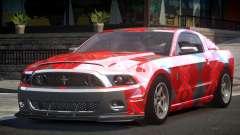Shelby GT500 BS Racing L5 para GTA 4