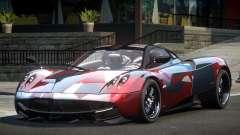 Pagani Huayra GST L6 para GTA 4