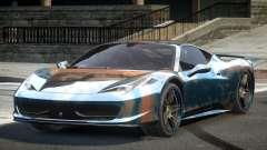Ferrari 458 SP Sport L10 para GTA 4