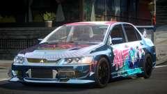 Mitsubishi Evolution VIII GS L9 para GTA 4
