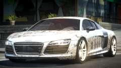 Audi R8 GT Sport L10 para GTA 4