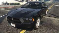 Dodge Charger 2014 v1.1 para GTA 5