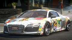 Audi R8 BS TFSI L10 para GTA 4