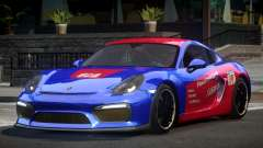 Porsche Cayman GT4 R-Tuned L7