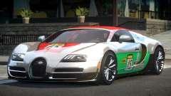 Bugatti Veyron GT R-Tuned L11 para GTA 4