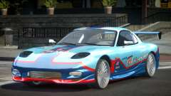 Mazda RX-7 PSI Racing PJ5 para GTA 4