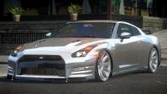 Nissan GT-R BS L-Tuned para GTA 4