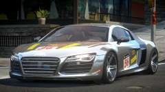 Audi R8 BS TFSI L2 para GTA 4