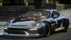 Porsche Cayman GT4 R-Tuned L9 para GTA 4