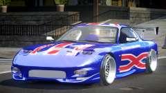 Mazda RX-7 SP Racing L4 para GTA 4