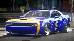 Dodge Challenger BS Drift L2 para GTA 4