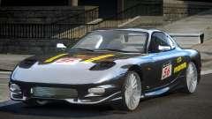 Mazda RX-7 PSI Racing PJ3 para GTA 4
