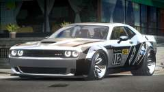 Dodge Challenger BS Drift L9 para GTA 4