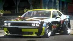 Dodge Challenger BS Drift L10 para GTA 4