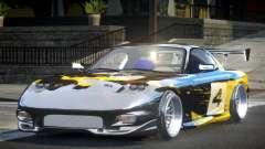 Mazda RX-7 SP Racing L6 para GTA 4